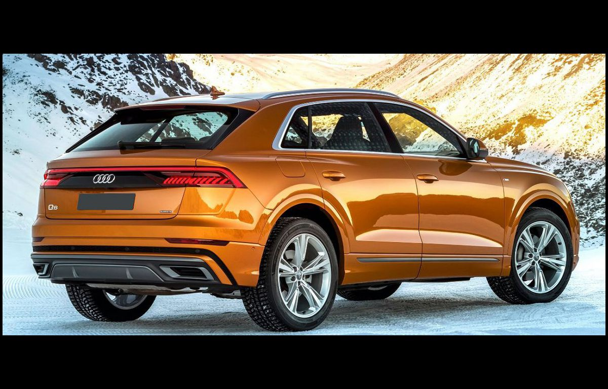 2022 Audi Q8 2020 Rs Lease Interior Review Maintenance