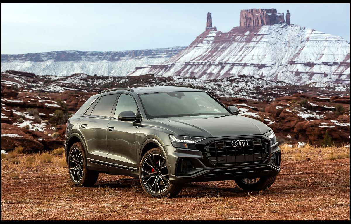 2022 Audi Q8 2021 Facelift 2 New Price For Sale