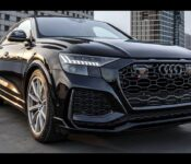 2022 Audi Q8 Ambient Lighting Aftermarket Exhaust Atlanta Air