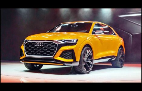 2022 Audi Q8 Of Cost Is The 7 Seater Towing