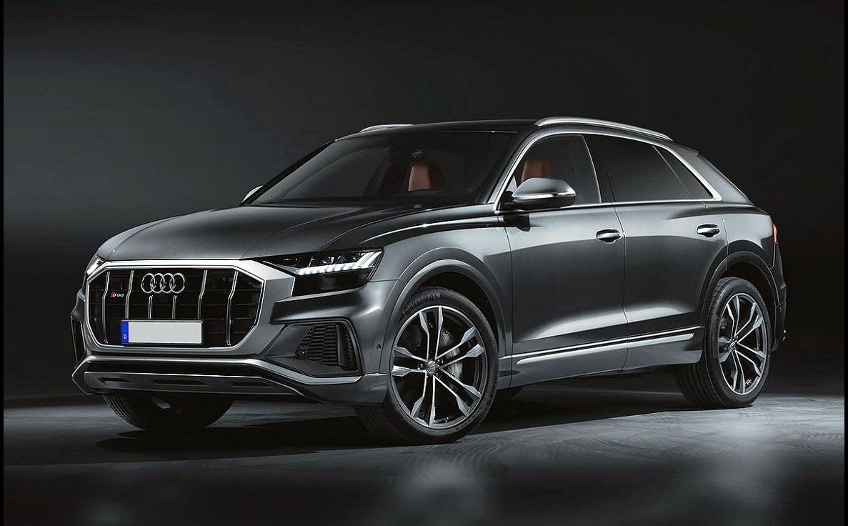 2022 Audi Q9 Blague Cost Car In India Concept