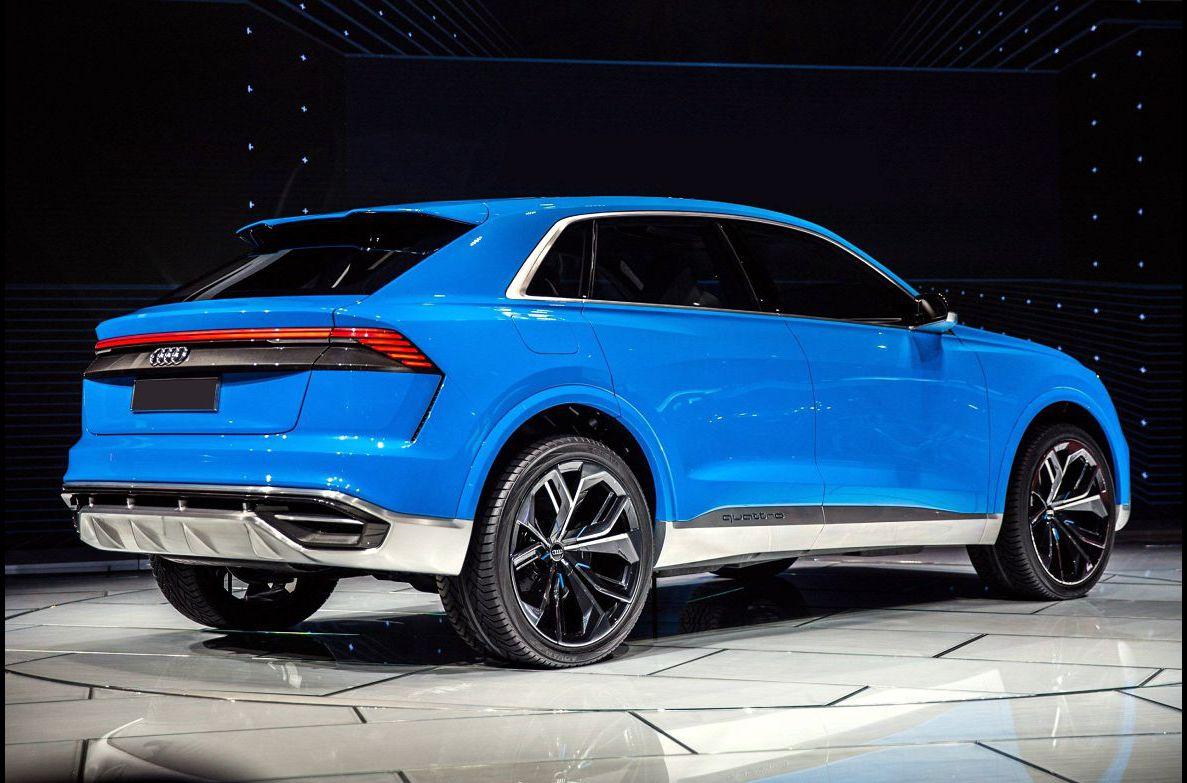 2022 Audi Q9 Sortie Dimensioni Dane Techniczne Launch Uk