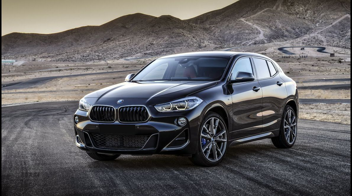 2022 Bmw X2 M Kit Bremse X Competition Class Configurations