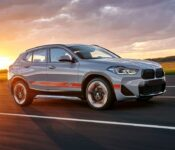 2022 Bmw X2 M Sdrive20i New Blue Black Bumper Body