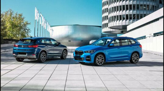 2022 Bmw X2 Facelift X1 New Competitors Engine