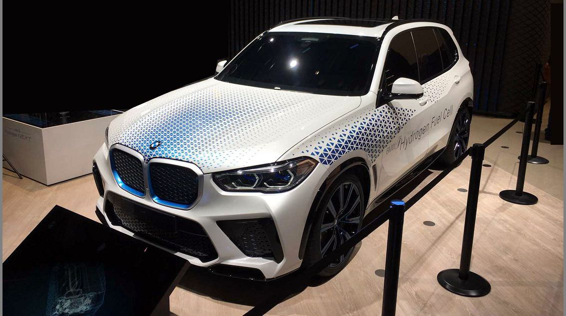 2022 Bmw X5 Hydrogen Lci New Competition Diesel