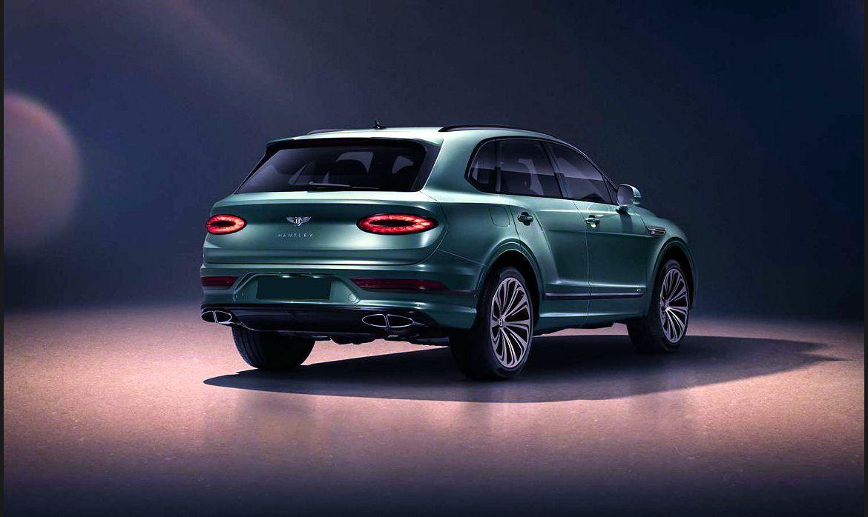 2022 Bentley Bentayga B Ali Cost Configurator Custom Reliability