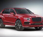 2022 Bentley Bentayga Kit Blue Back Seat Base Cardi Electric Options