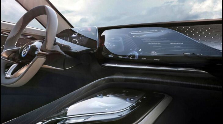 2022 Buick Enspire 2018 Dimensions