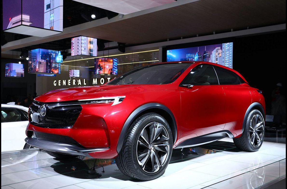 2022 Buick Enspire 2021 Envision