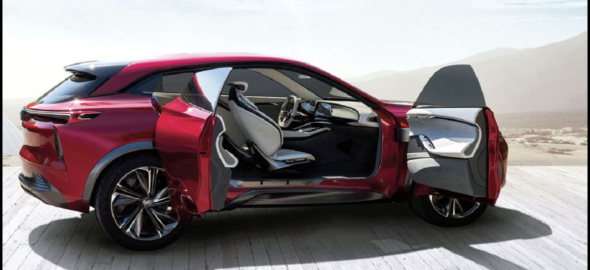 2022 Buick Enspire Electric Suv New