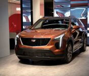 2022 Cadillac Xt3 Lease Interior