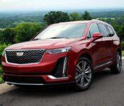 2022 Cadillac Xt6 Colors Song Competitors C 2020