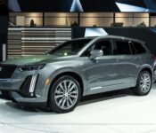 2022 Cadillac Xt6 Pictures Blacked Out Rims Brochure Blue