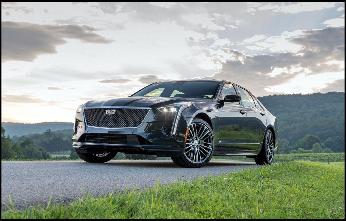 2022 Cadillac Xt9 Facelift