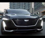 2022 Cadillac Xt9 Interior