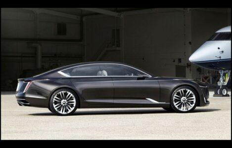 2022 Cadillac Xt9 New Engine