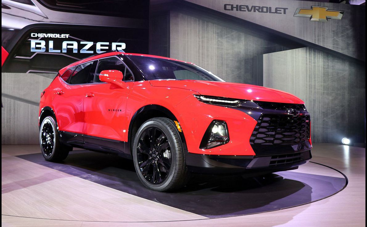 2022 Chevy Blazer Awd And Aftermarket Parts 2000