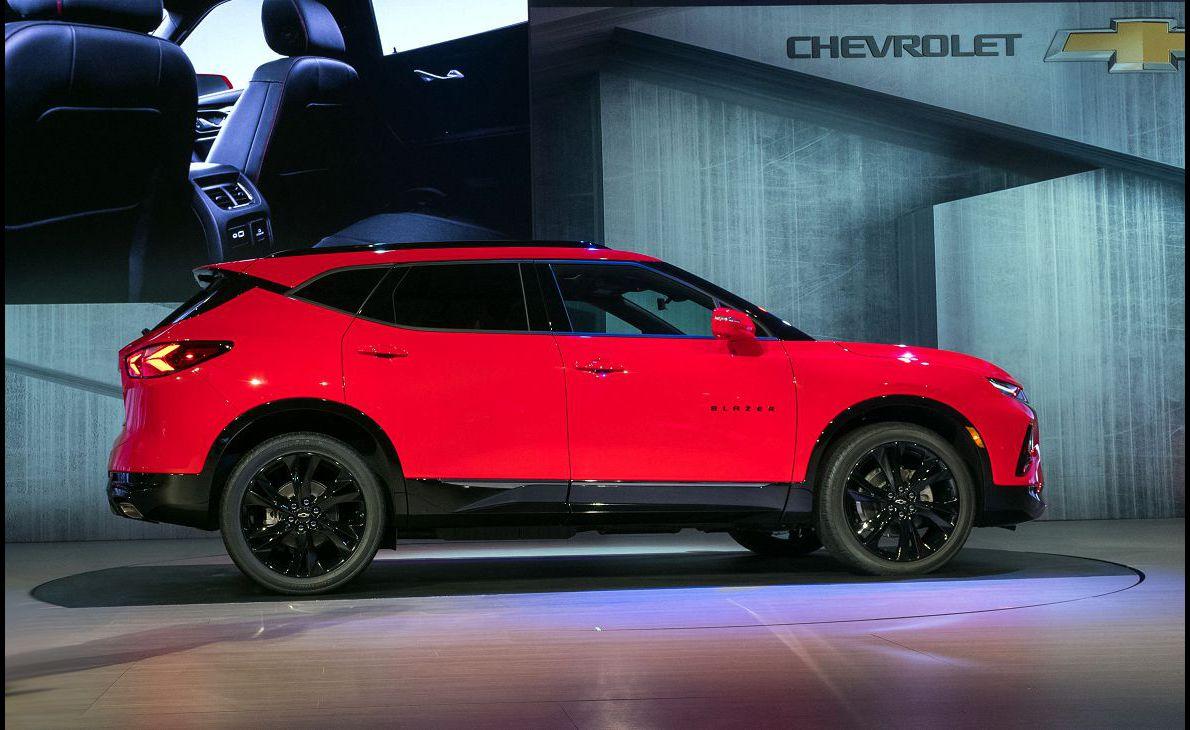 2022 Chevy Blazer Body Styles Blend Door Actuator B