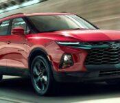 2022 Chevy Blazer Ck Dimensions Dealership Deals Diesel Dc