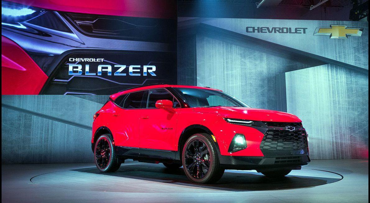 2022 Chevy Blazer K5 Ss Rs Full Size Chevrolet Sport Specs