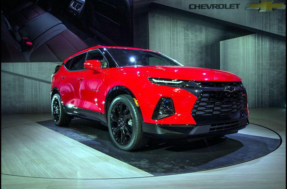 2022 Chevy Blazer Trailblazer 2030 2021 New 2020 2019