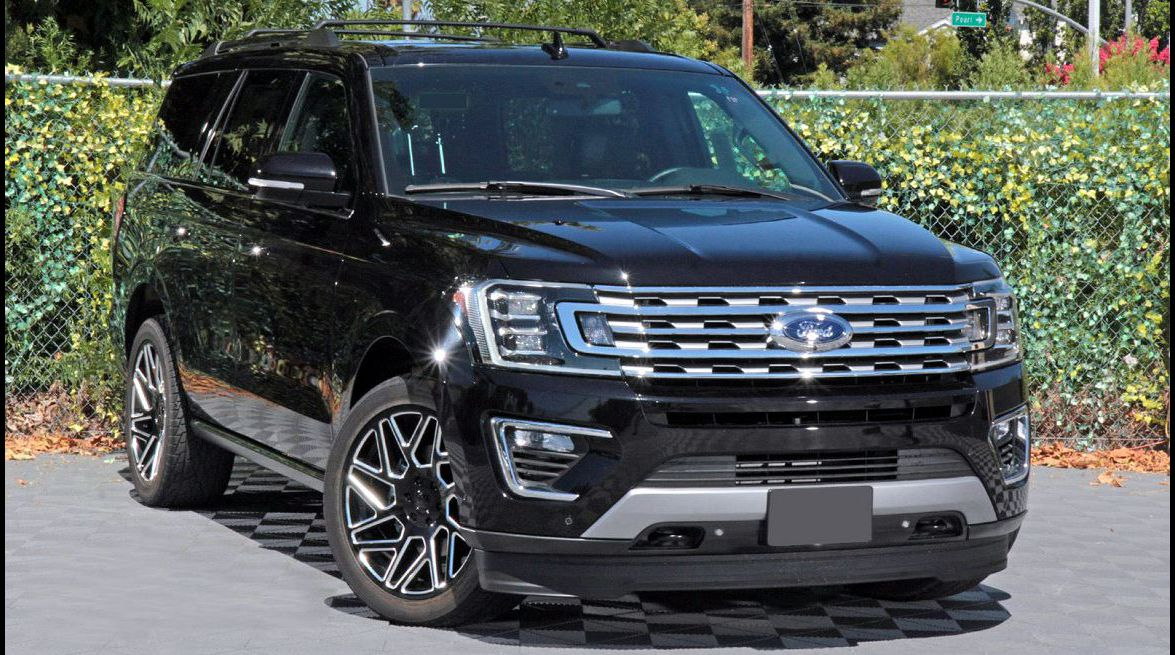2022 Ford Expedition Pattern Battery Black Body Styles By