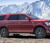 2022 Ford Expedition Release Date Platinum Diesel Spy Shots