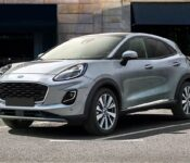 2022 Ford Puma Awd Automatic America Advert