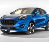2022 Ford Puma Impianto Car Coupe Commercial