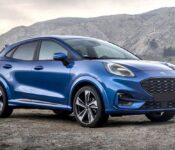 2022 Ford Puma Liner B B&o Sound System Suv Review