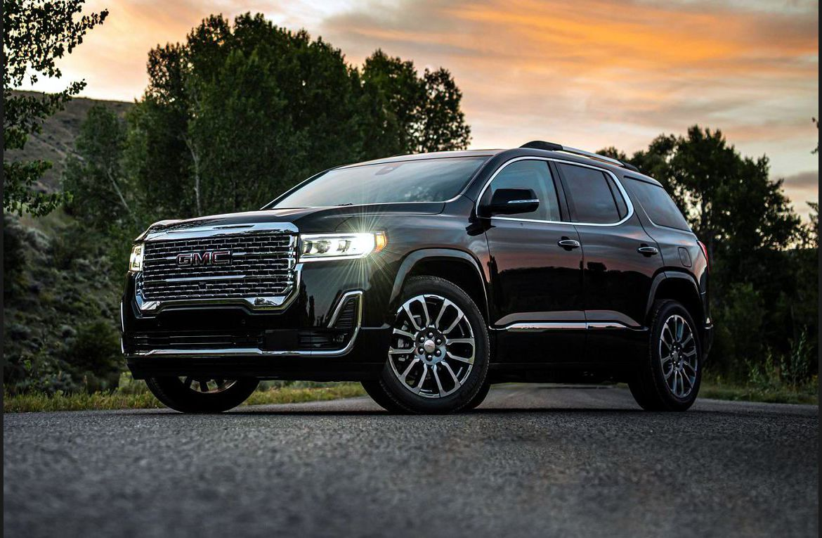 2022 Gmc Acadia 4 Wheel Drive Reliable Battery Images