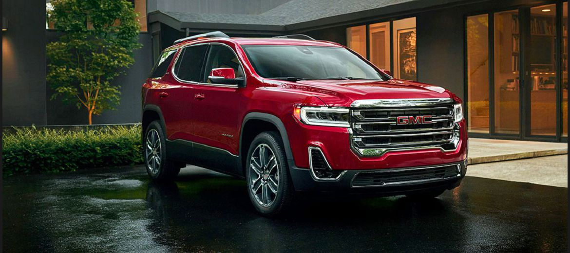 2022 Gmc Acadia Active Problems B Cargo Space Commercial