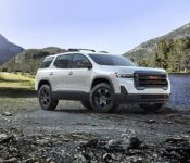 2022 Gmc Acadia For Sale Reviews At4 Towing Capacity