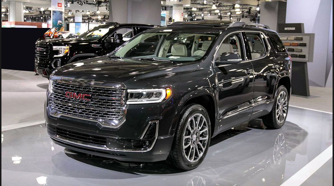 2022 Gmc Acadia Song Colors Cost Cabin Filter Mpg