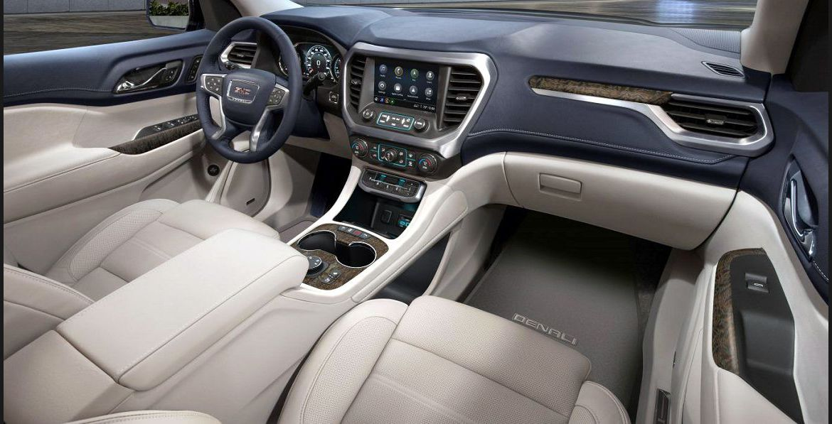 2022 Gmc Acadia The 2016 Build Can Tow Models Msrp