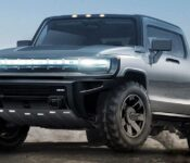 2022 Hummer H1 Brakes Body Kit Bumper Battery Plan