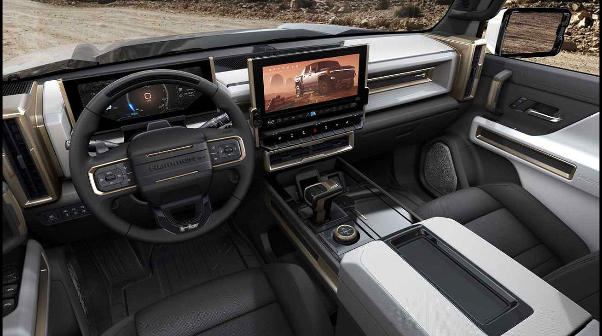 2022 Hummer H3 Angry Eye Grill Exterior Customization Towing Capacity