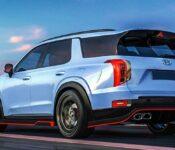 2022 Hyundai Palisade Aftermarket Grill Apple Carplay Parts
