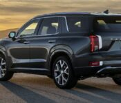 2022 Hyundai Palisade Commercial 360 Green 2018 2019