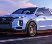 2022 Hyundai Palisade Ky Accessories Awd All Weather Mats