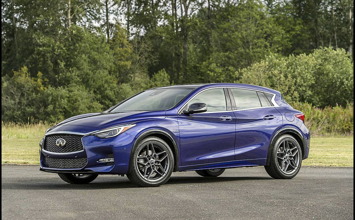2022 Infiniti Qx30 Good Car Mercedes How Much Vendre