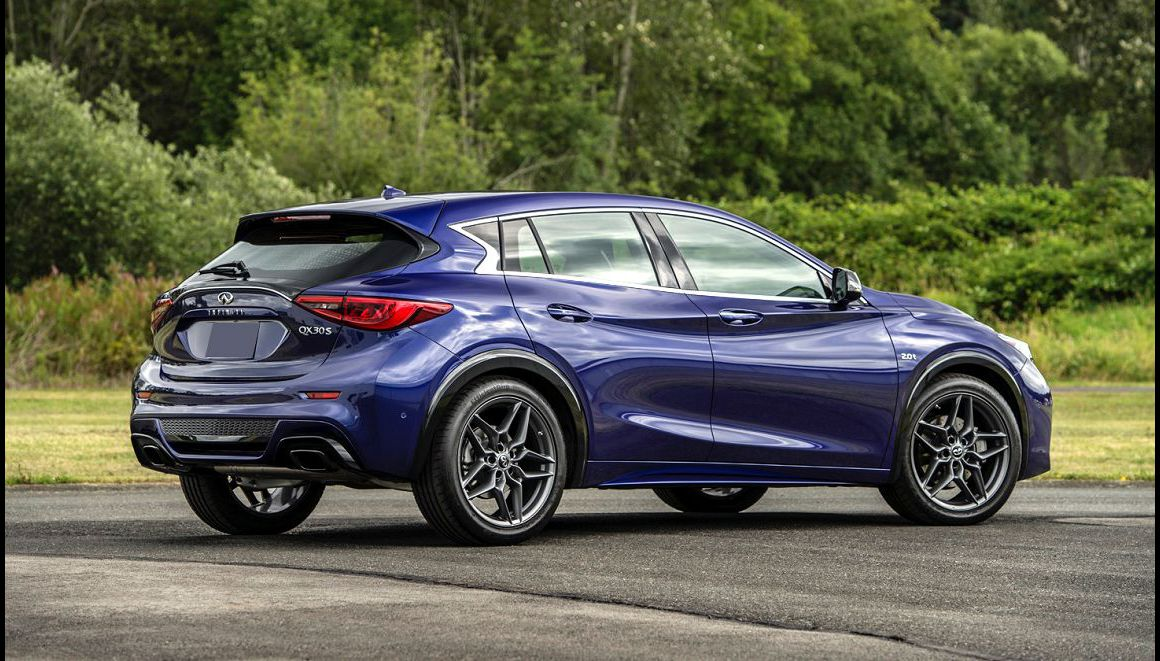 2022 Infiniti Qx30 Hatchback For Sale 2017 Review Sport
