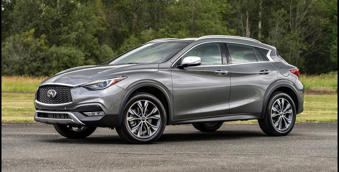 2022 Infiniti Qx30 Used 2018 2019 Awd Accessories Auxiliary