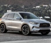 2022 Infiniti Qx50 Cargo Space Competitors Cost Colors