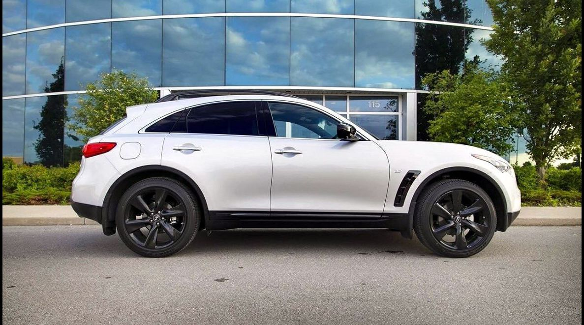 2022 Infiniti Qx70 How Much Vendre Body Diesel Exhaust