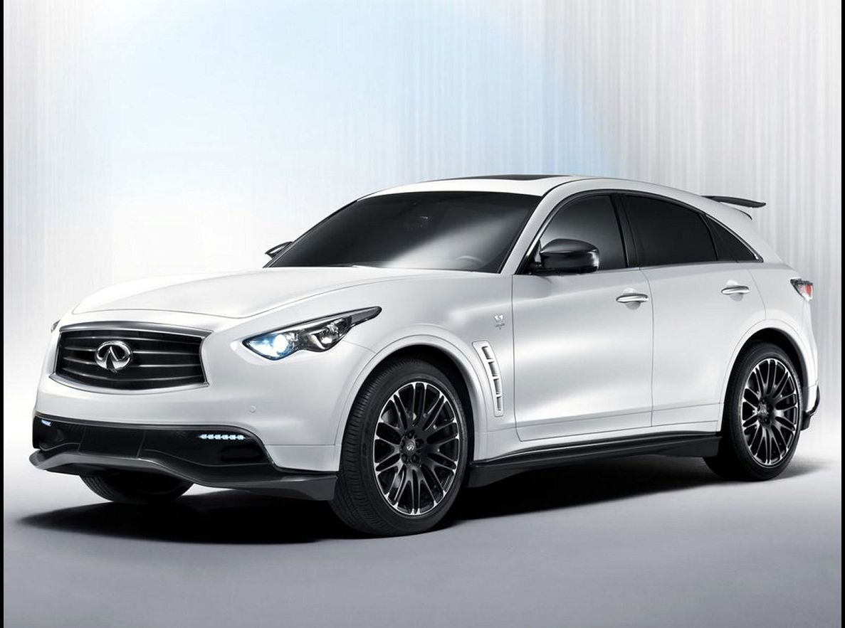 2022 Infiniti Qx70 Mats Android Auto Is The A Good Car