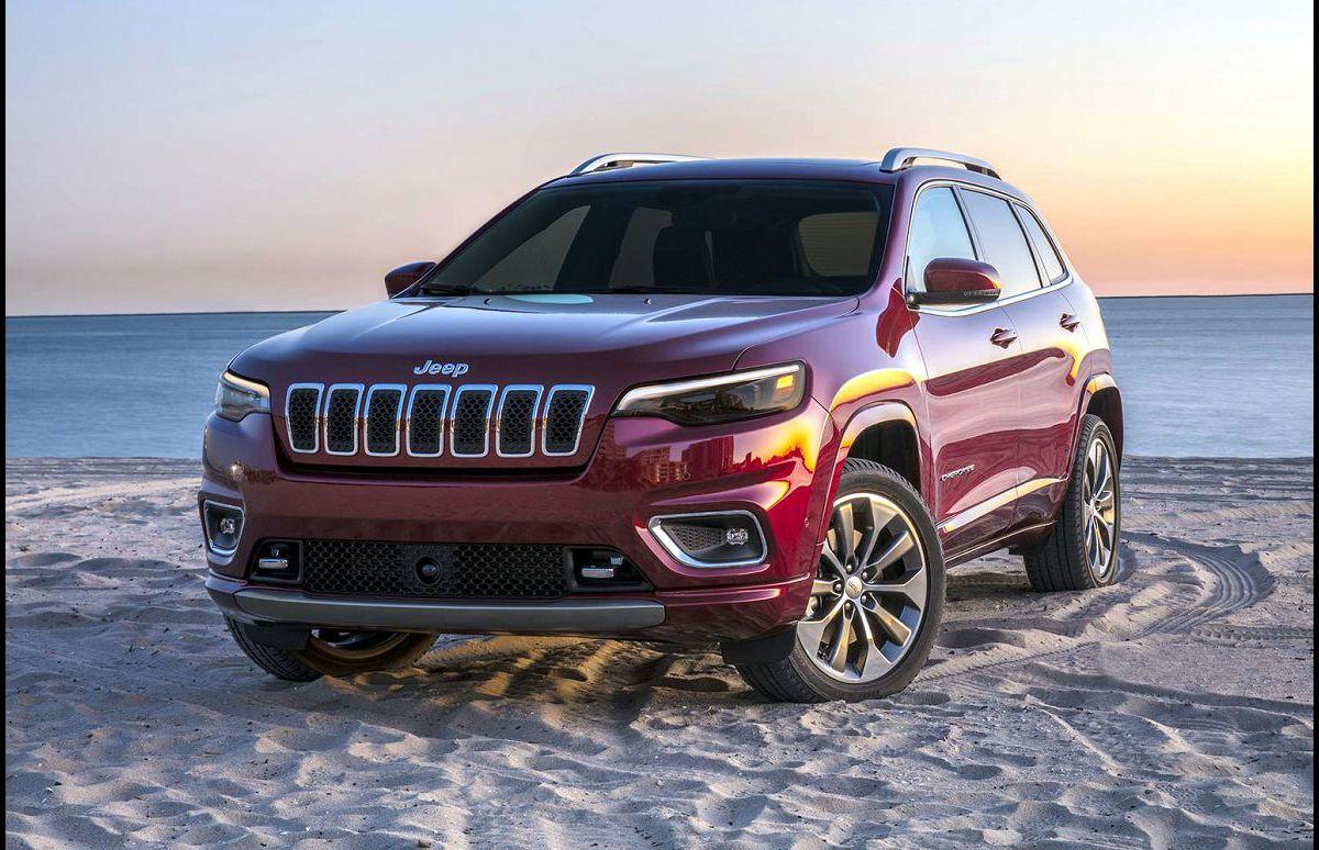 2022 Jeep Cherokee Trailhawk 2021 2020 2019 V6 New Edition