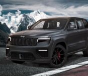 2022 Jeep Cherokee Trailhawk Angle All Black Autotrader Anvil Lease