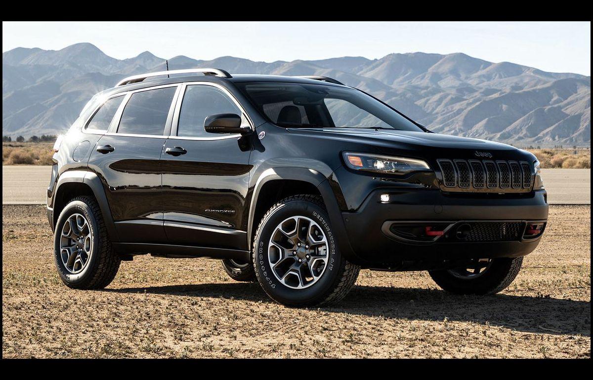 2022 Jeep Cherokee Trailhawk L Plus Mpg 4x4 Hp 3rd Engine